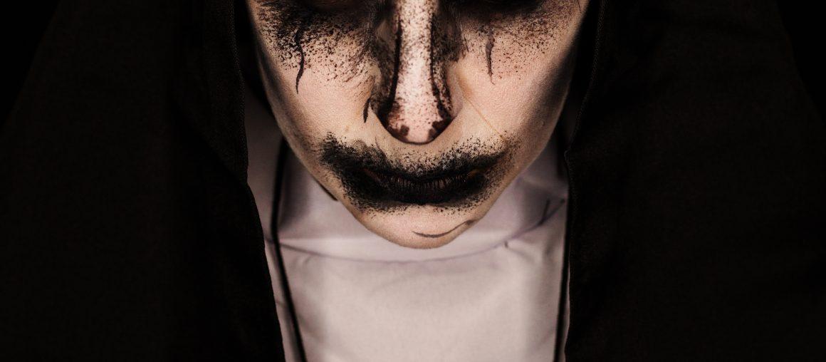 The Nun - Halloween Make Up