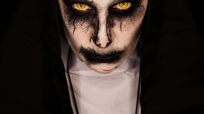 The Nun - Halloween Make Up